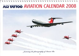 AIR TATTOO 2008 CALENDAR